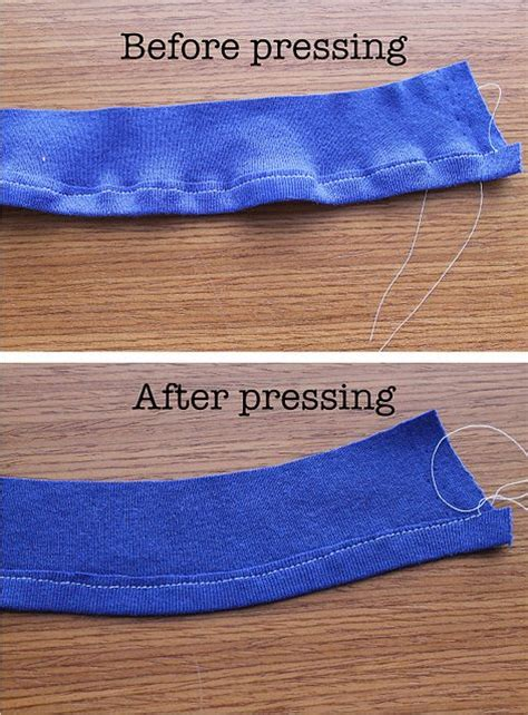 hemming knit fabric 200 best images about sewing knits coverstitch
