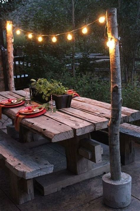 outdoor decor ideas 25 best ideas about rustic outdoor decor on