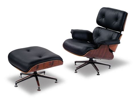 eames chair recliner black leisure recliner eames chair lounge and ottoman