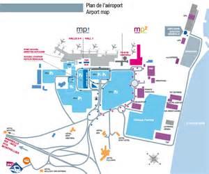Plans des parkings Plans Accès et Parking mp Aéroport Marseille Provence