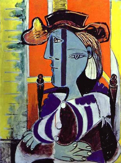 picasso paintings of therese a pablo picasso gallery 12 15 10