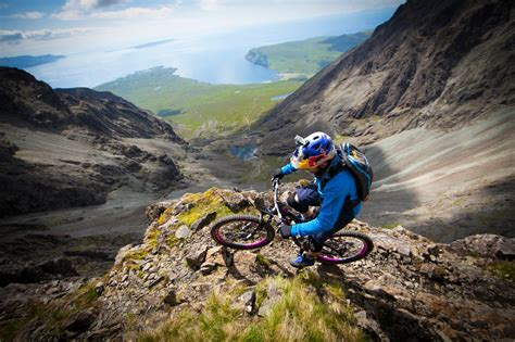 the at ridge the ledge danny macaskill the ridge
