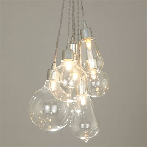 cluster lights buy lewis collection glass dangle