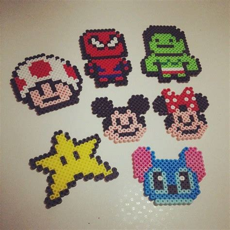 bead craft ideas perler bead crafts by julia8921 craft and diy ideas