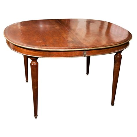 Antique Cherry Dining Table Antique Provincial Cherry Extending Dining Table At