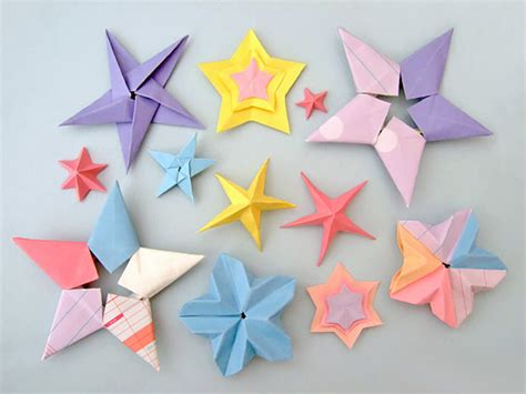 origami paper craft 6 fabulous diy origami crafts handmade