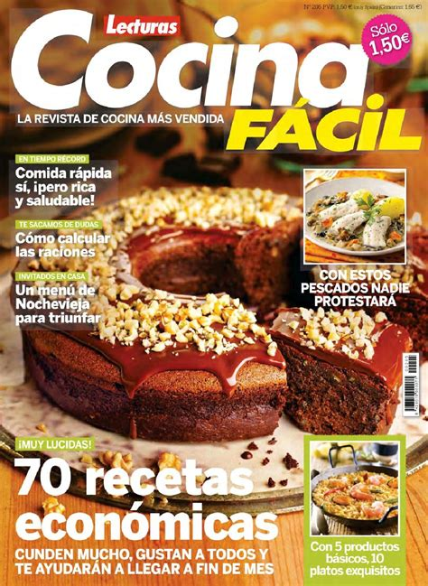 recetas de cocina revista lecturas cocina facil lecturas enero 2015 r revistas pinterest
