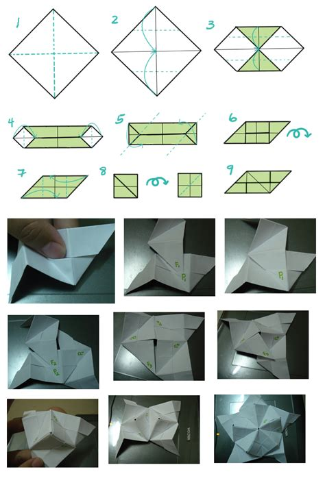 origami sphere easy origami units by hanaclayworks on deviantart