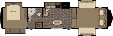 fifth wheel floor plans front living room front living room fifth wheel floor plans myideasbedroom