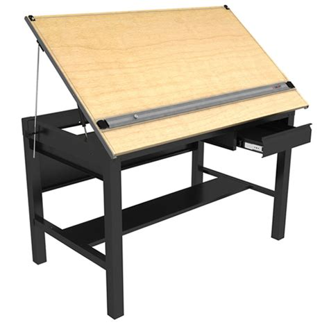 drafting table parallel bar drafting tables with parallel bar drafting table