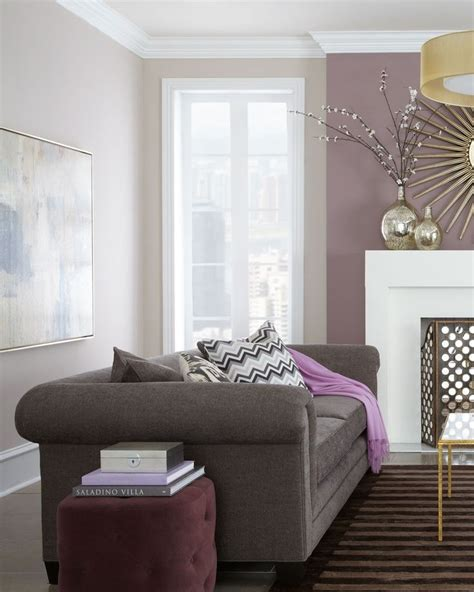 paint colors for living room purple 25 best purple living rooms ideas on purple