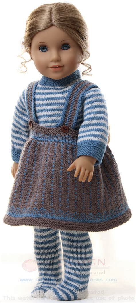 knitted doll clothes patterns free dolls clothes knitting pattern