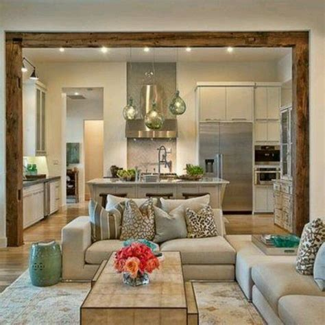 open kitchen and living room design open concept living room home sweet home