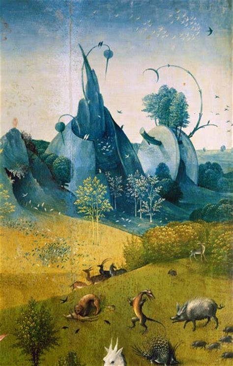 Garten Der Lüste Hieronymus Bosch by Garten Der L 252 Ste Hieronymus Bosch
