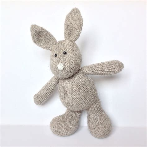 free knitting patterns for rabbits pip the bunny knitting pattern on luulla