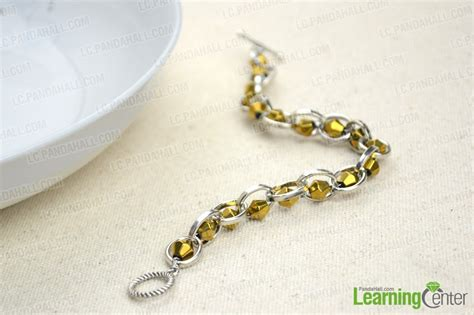 how to make chain jewelry wire jewelry tutorials distinctive braided chain