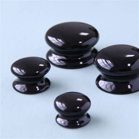 black kitchen cabinet knobs black ceramic cabinet knobs