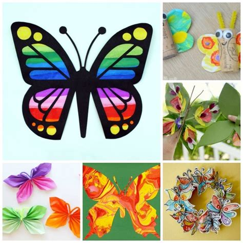 butterfly crafts for to make 35 butterfly crafts ted s