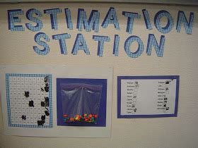 snoopy rubber sts mrs t s grade class estimation station