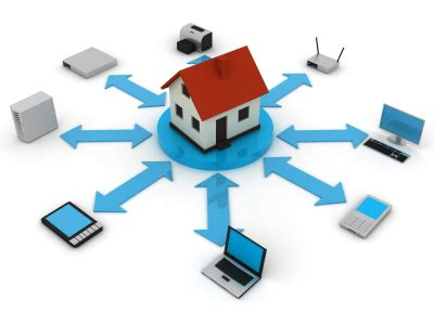 technology at home bevcomm home network residential