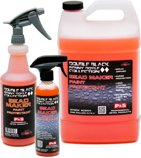 spray paint maker bead maker paint protectant