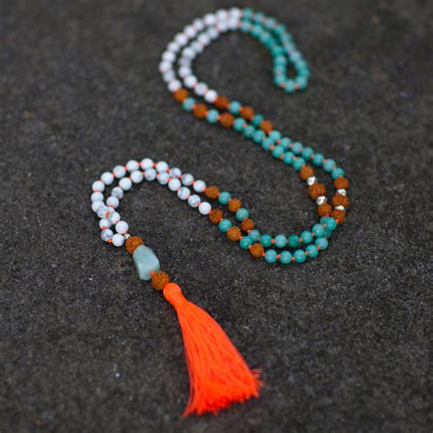 Story Of Seven Rockstar Mala Necklace