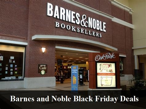 barnes and noble sale barnes and noble black friday 2017 deals sales
