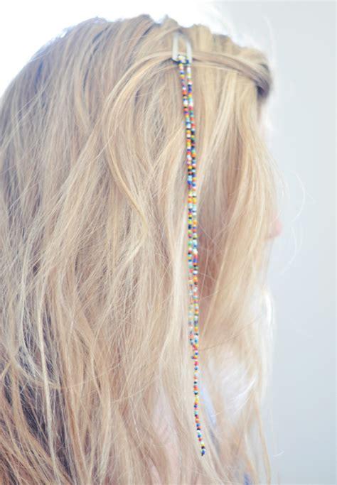 what is beaded hair hair on string hair wraps box