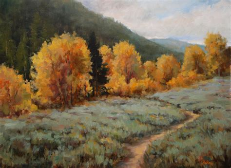 painting landscapes how to interpret the landscape in paint