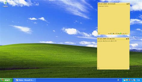 creare post it sul desktop gratis salvatore aranzulla