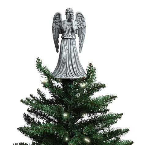 dr who tree decorations weeping tree topper doctor who ornaments