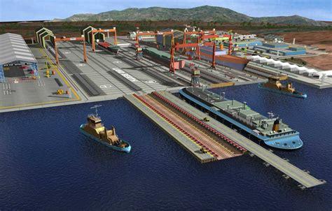 Hyundai Shipyard by Hyundai Heavy Industries To To Build 7 Bln Shipyard In