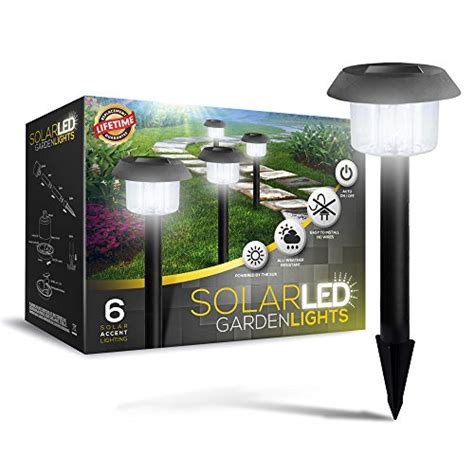 solar powered lights review lawn lights solar powered get best products review