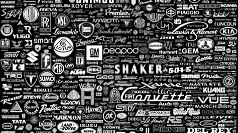 Car Collage Wallpaper by Car Logos Collage Cool Wallpapers
