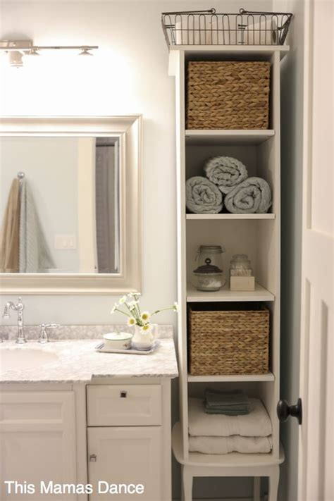 small bathroom ideas storage best 25 bathroom storage ideas on bathroom