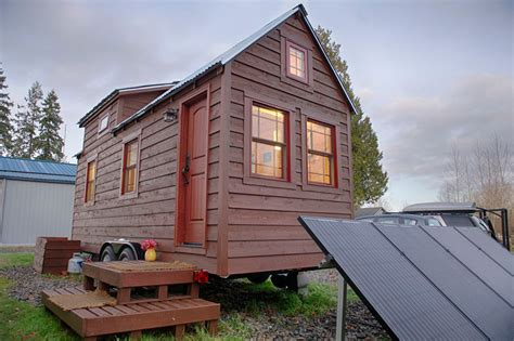tiny tack house tiny house swoon
