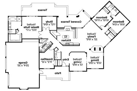 mediterranean home floor plans mediterranean house plans grenada 11 043 associated designs
