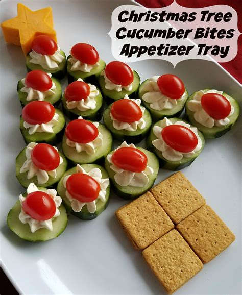 appetizer tree cucumber bites tree appetizer tray