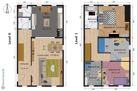 sweet home 3d house plans sweet home 3d draw floor plans and arrange furniture freely