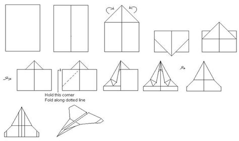 how to make origami airplanes that fly how to make paper airplanes that fly far