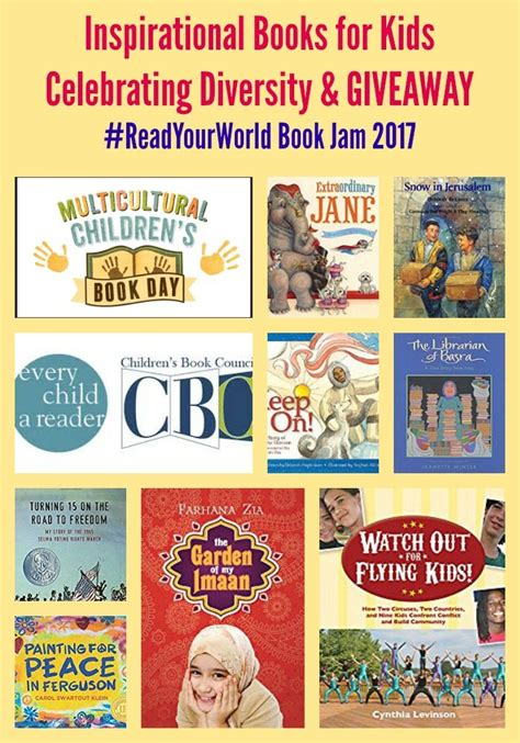 inspirational picture books inspirational books for celebrating diversity giveaway