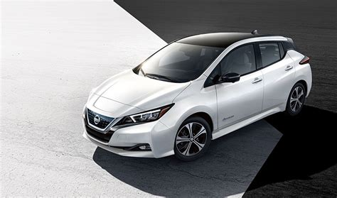 Nissan Leaf Lease Deals by The 2018 Nissan Leaf Stirs Up The Competition With