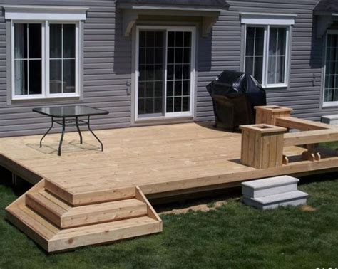 backyard deck designs plans 25 best ideas about backyard deck designs on