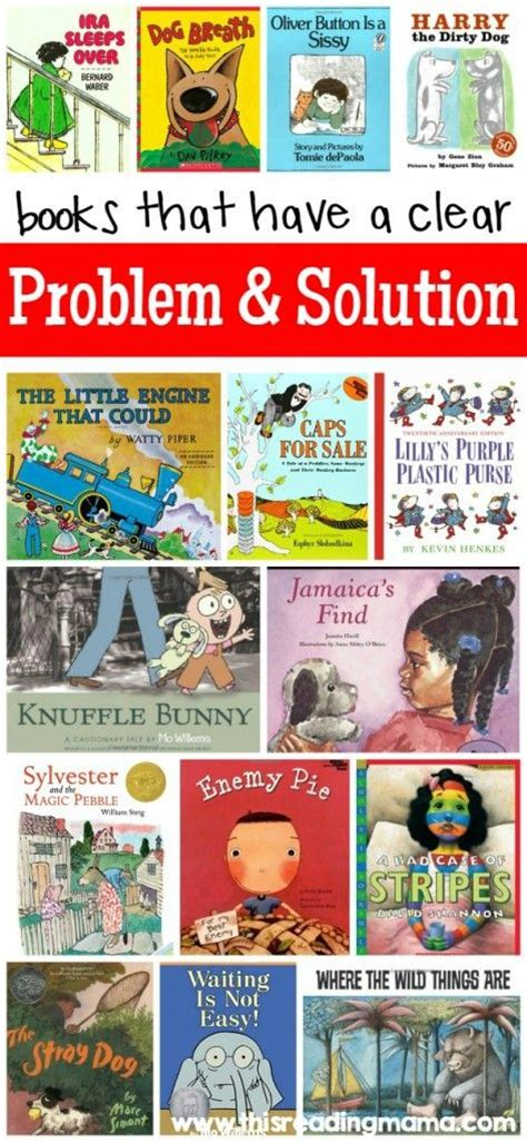 picture books to teach narrative writing books with a clear problem and solution editor texts