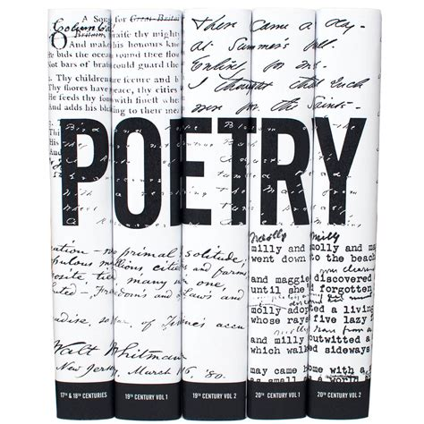 poetry book pictures american poetry book set 17th to 20th century poets