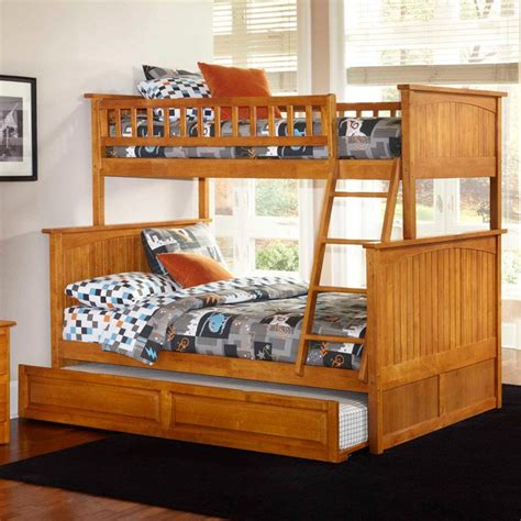 cottage style bunk beds nantucket cottage style bunk bed and trundle