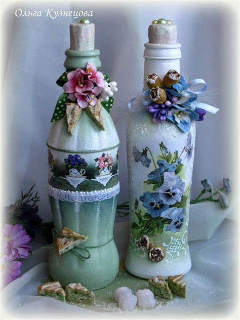 decoupage on plastic containers 164 best images about decoupage bottles on