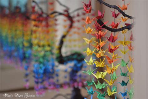 origami crane tree origami crane bonsai by cridiana on deviantart