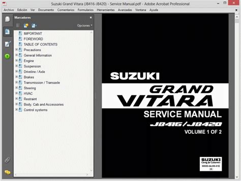free car manuals to download 2012 suzuki grand vitara spare parts catalogs service manual motor repair manual 2012 suzuki grand vitara auto manual suzuki vitara and