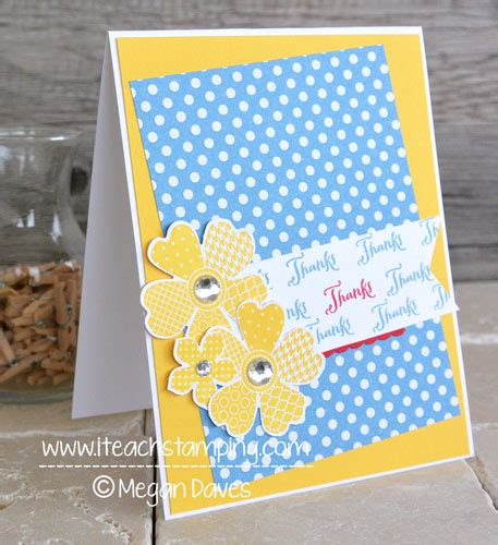 how to make a thank you card diy card your own thank you cards with
